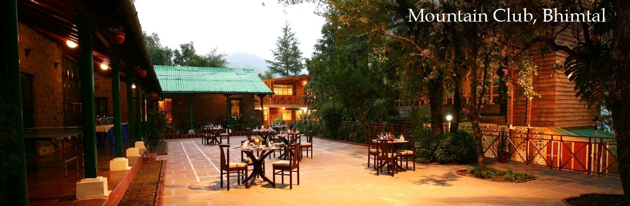 Cliff Top Club Auli, Resorts in Auli Uttaranchal, Hill Station India
